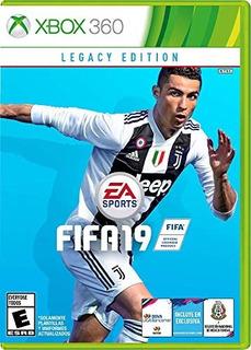Fifa 19 Xbox 360 Español Latino Xgd3 100%