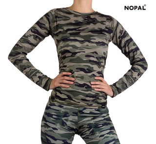 Camiseta Termica Nopal Full