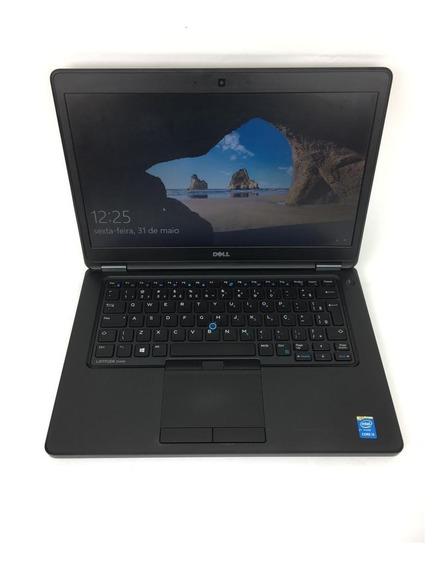 Notebook Dell E5450 I7 (5ª Geração) 4gb Ssd 256gb + Nvidia