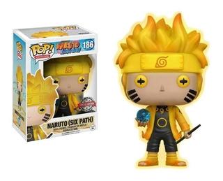 Funko Pop Naruto Shippuden Naruto Six Path 186 Original