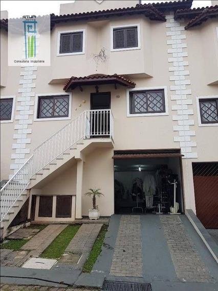 Sobrado Com 3 Dormitórios À Venda Por R$ 583.000 - Vila Santos - São Paulo/sp - So0214