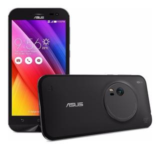 Asus Zenfone Zoom Zx551ml 64 Gb Negro 5.5 Pulgadas 4g Lte