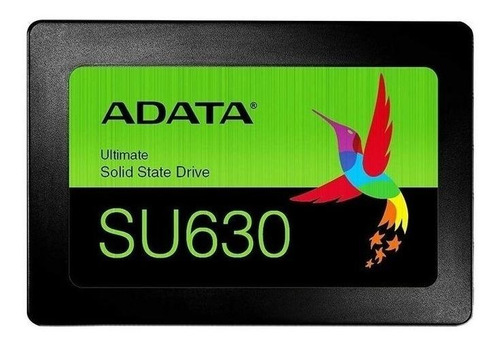 Disco sólido SSD interno Adata Ultimate SU630 ASU630SS-240GQ-R 240GB