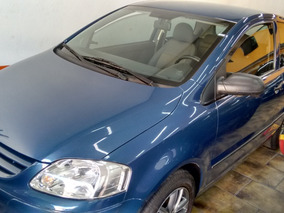 Fox 1.0 City Total Flex 3p 2007 Azul
