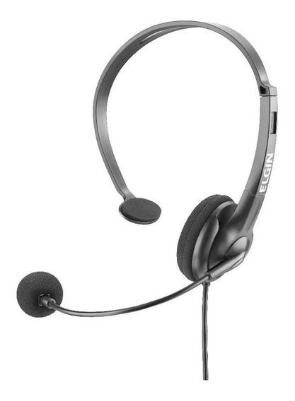 Fone Headphone Elgin Conector Rj F02-1nsrj