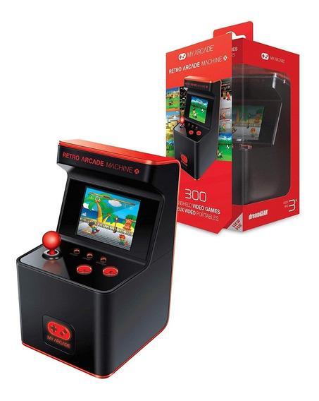 Máquina Arcade Retro Con 300 Juegos Portátil Mini