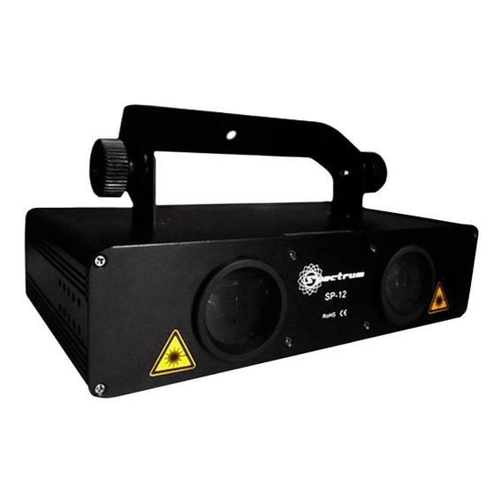 Laser Azul E Verde 2 Bocas Sp12 13 Canais Dmx Spectrum