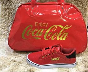 Kit Feminino Coca Cola