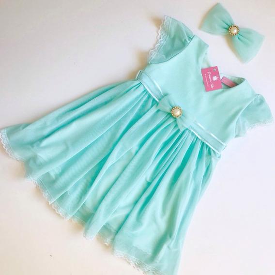 Vestido De Fiesta Bebe Y Nenas