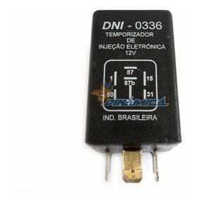 Dni0336 - Relé Para Injeção Eletrônica 12v 7 Terminais