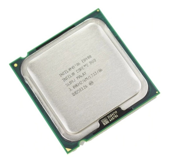 Intel® Core2 Duo Processor E8400 3.00ghz + Pasta Térmica
