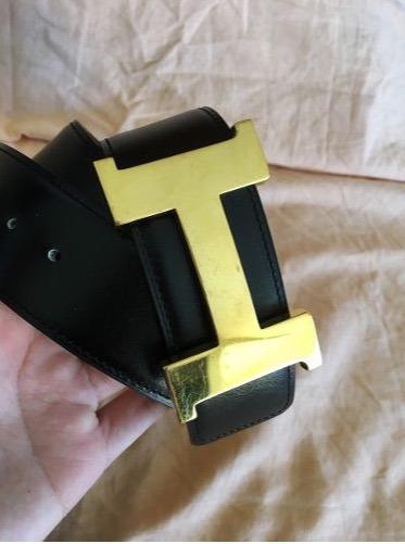 la mejor actitud c3c2d 1092b Cinturon Hermes Clon - Cinturones en Mercado Libre México