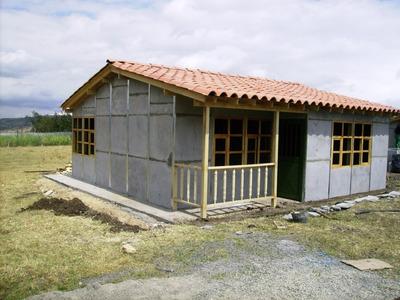 Adquiera Su Casa Prefabricada De Inmediato