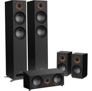 Jamo S 807 Hcs Sistema De Bafles 5.0 Para Home Theater - Audionet