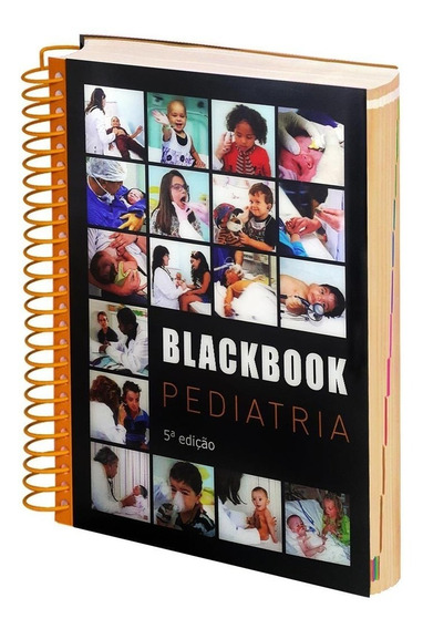 Livro - Blackbook Pediatria - Nova Edição!!!