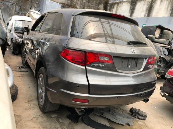Yonke Acura Rdx Turbo Refacciones Partes Huesario Piezas