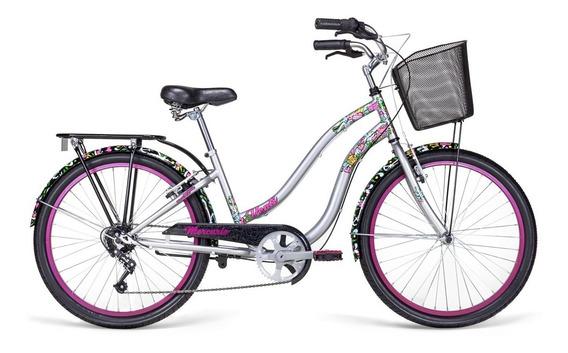 Bicicleta Mercurio Urbana Venti Rodada 24