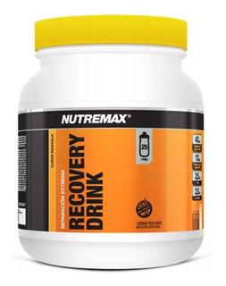Bebida Recovery Drink Nutremax Con Bcaa Y Glutamina 1500g