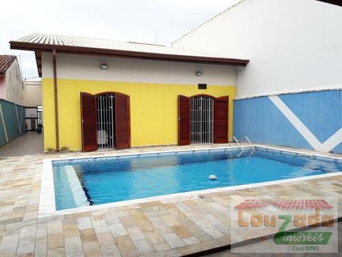 Casa Para Venda Em Peruíbe, Centro, 3 Dormitórios, 1 Suíte, 1 Banheiro, 3 Vagas - 2936_2-1017887