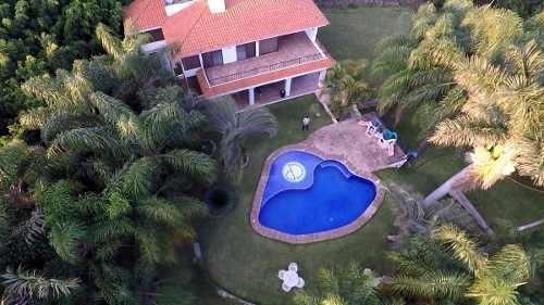 Casa De Campo, Espectacular Vista A La Laguna De Cajititlán