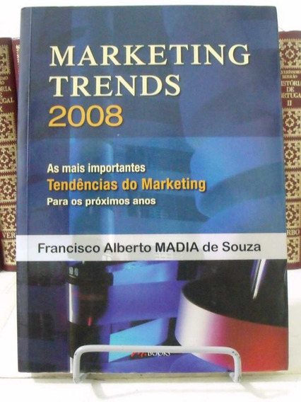 * Livro - Marketing Trends - 2008 - Francisco Alberto