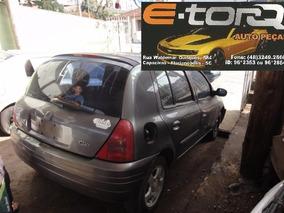 Sucata Renault Clio 1.0 8v 2001