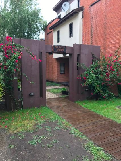 Venta De Triplex Pinamar 3 Dormitorios Bien Ubicado 8 Pers