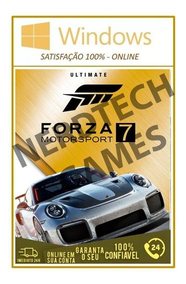Forza Motorsport 7 Ultimate Edition Pc - Forza 7 Pc