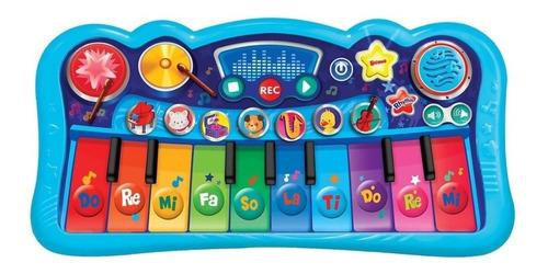 Piano Beat Bop Baby Teclado Mágico Compositor Winfun Yestoys