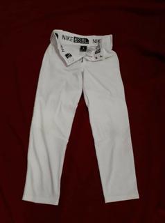 Pants Nike Baseball Talla L Adolecente 12-14 Años No adidas