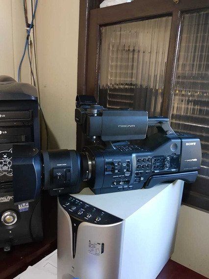 Filmadora Sony Nex Ea 50