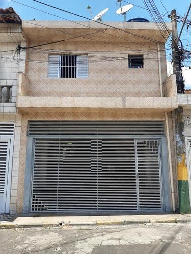 Casa À Venda, 2 Quartos, 2 Vagas, Residencial Parque Cumbica - Guarulhos/sp - 1356