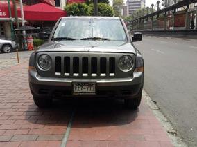 Jeep Patriot 2014 5p Sport Cvt, Excelentes Condiciones!