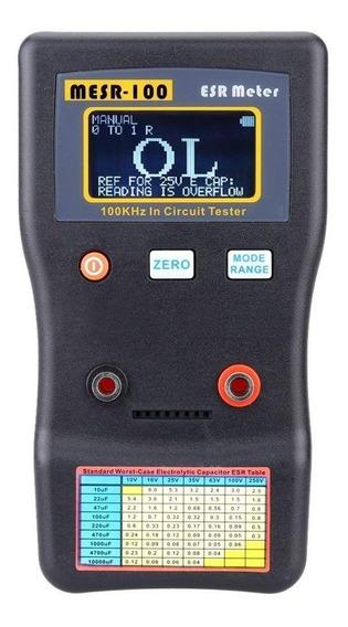 Esr Meter Mesr-100 V2 ¡¡¡ Oferta !!!