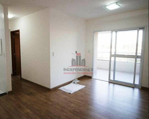 Apartamento Com 3 Dormitórios Para Alugar, 87 M² Por R$ 2.500/mês - Jardim Satélite - São José Dos Campos/sp - Ap3131