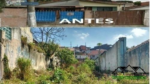 Terreno Vila Guarani Santo André - Abt0009