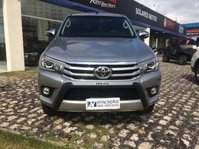 Toyota Hilux 2.8 Srx 4x4 Cd 16v Diesel Aut. 4p
