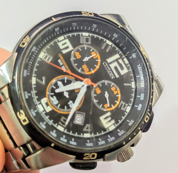 Relógio Citizen Cronógrafo