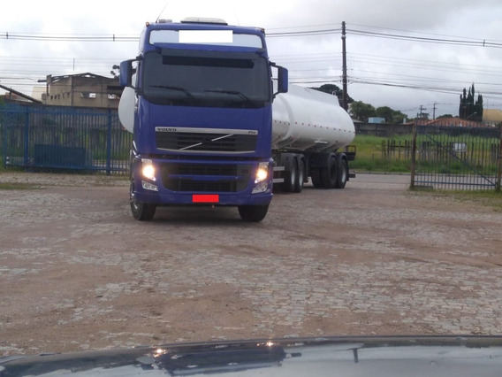 Volvo Fh 440 6x2 Globetrotter