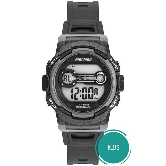 Relógio Infantil Masculino Digital Mormaii Mo0200a/8c