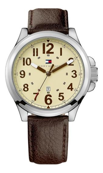 Relógio Masculino Tommy Hilfiger Original Marrom