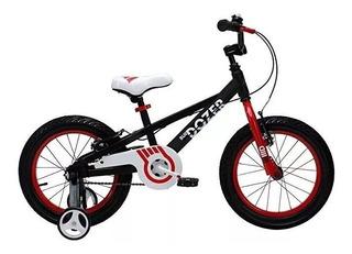 Bicicleta Royal Baby Bull Dozer Rodado 16 Usa