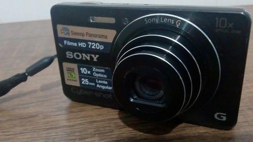 Camera Sony Filma Em 720p Funcionando