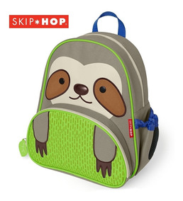 Mochila Skip Hop ® Bicho Preguiça 100% Original