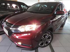 Honda Hr-v Exl 1.8 Flex 2016 Vermelha Perolizada