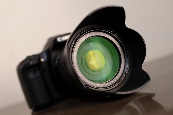 Canon 70d + Lente Canon 17-55 2.8 - Completo Para Foto/vídeo