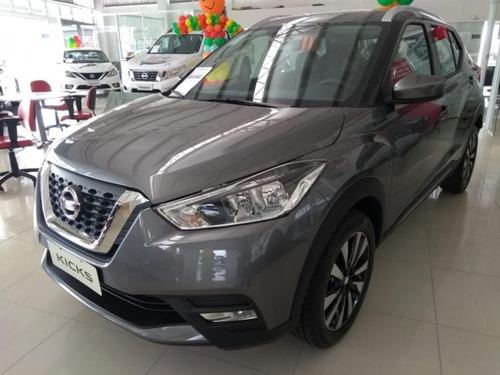 Nissan Kicks Sv 1.6 16v Flexstart Sv 4p Xtronic 0km2021