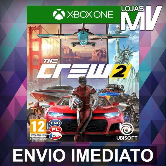 The Crew 2 - Xbox One Código De 25 Digitos