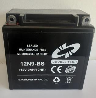 Bateria 12v 9ah / 12n9 Para Motos Y Plantas Eléctricas