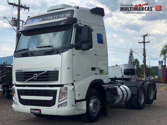 Volvo Fh 460 6x2 T - Ishift Globetrotter